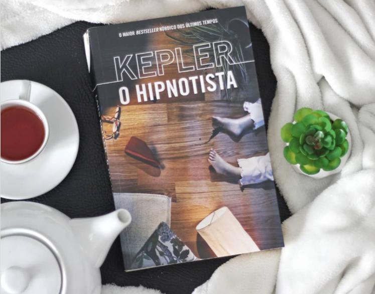 Livro O Hipnotista