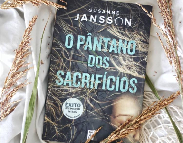 Livro O Pântano dos Sacrifícios