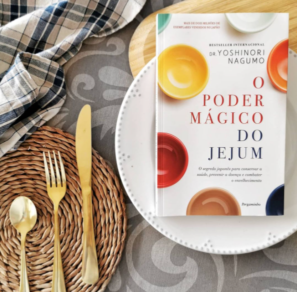 Livro O Poder do Jejum Intermitente